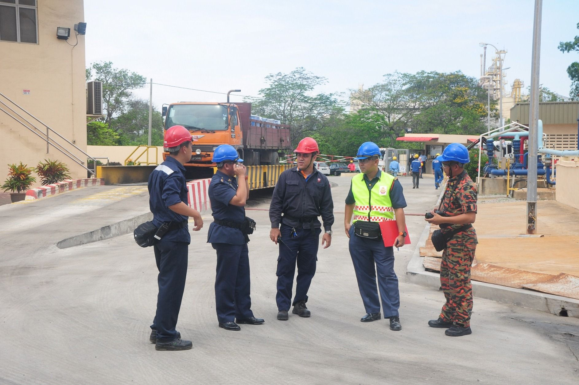 Malay Sino Chemical Industries Sdn Bhd Health Safety