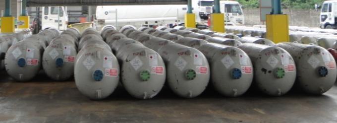 Cylinder 920 kg